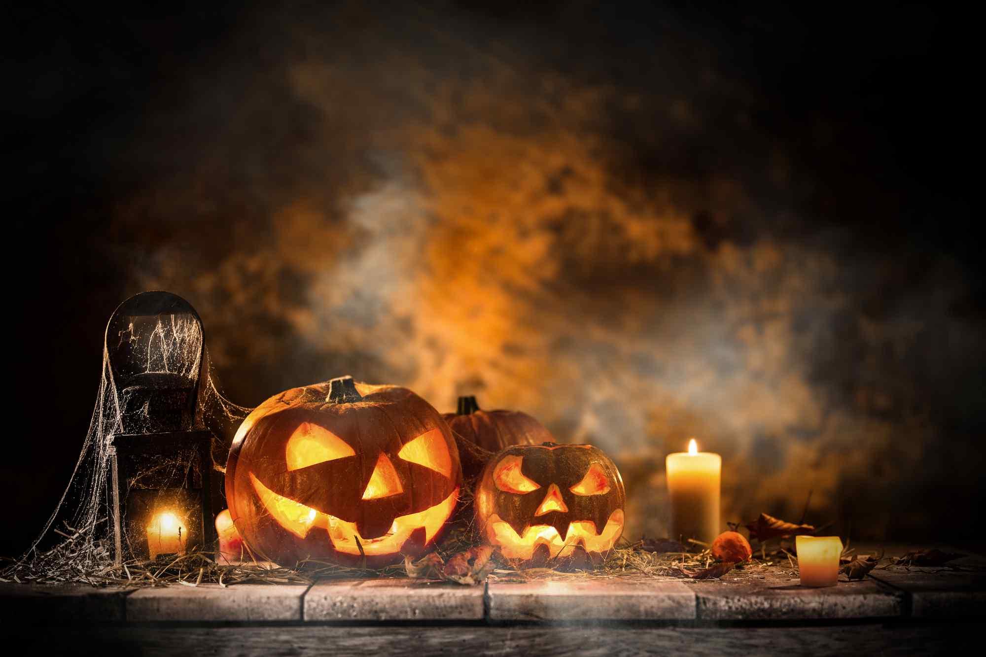 Halloween dans le Morbihan, activités et animations pour les enfants