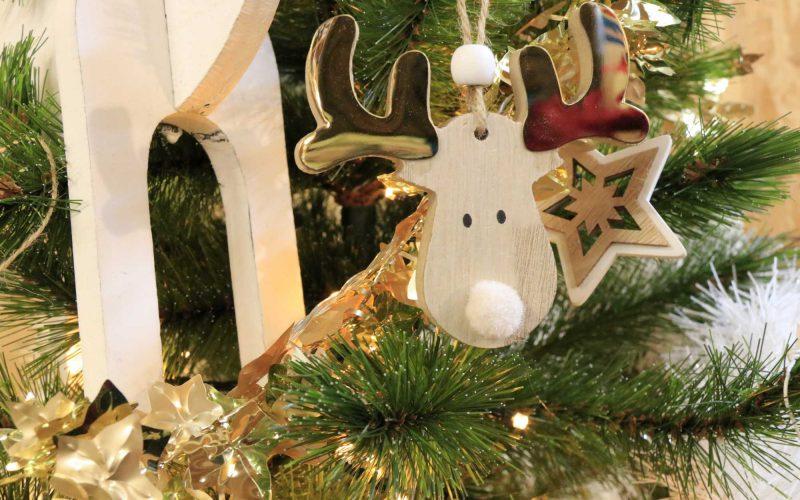 Les décors de Noël dans le Morbihan