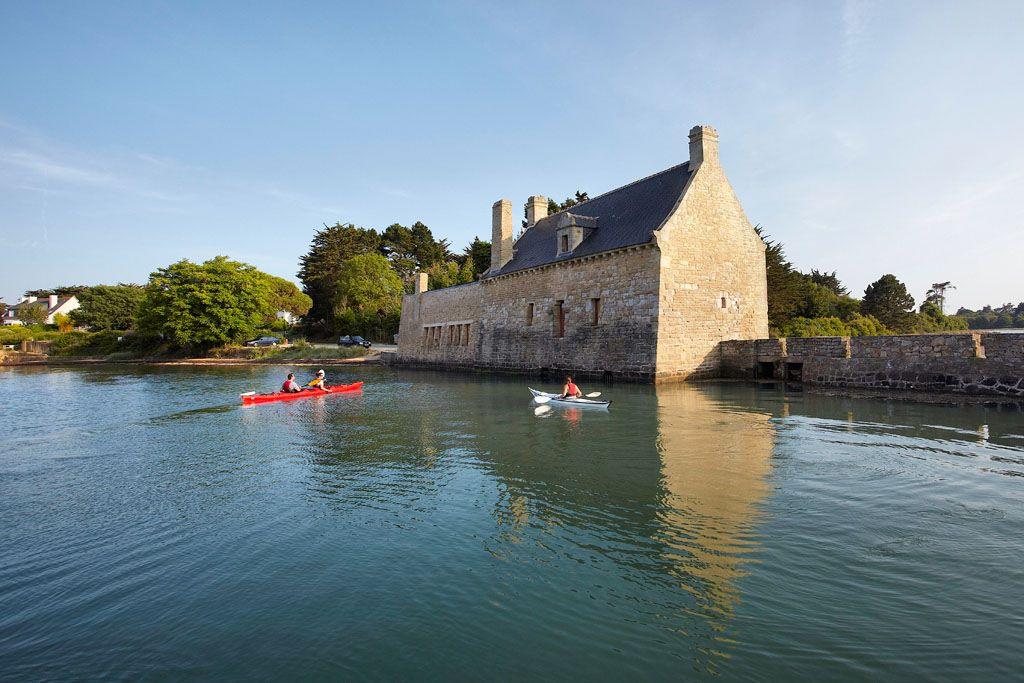 Kayak © A. Lamoureux