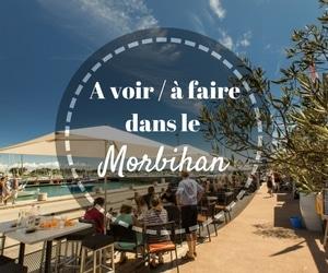 Les loisirs, activités et visites dans le Morbihan