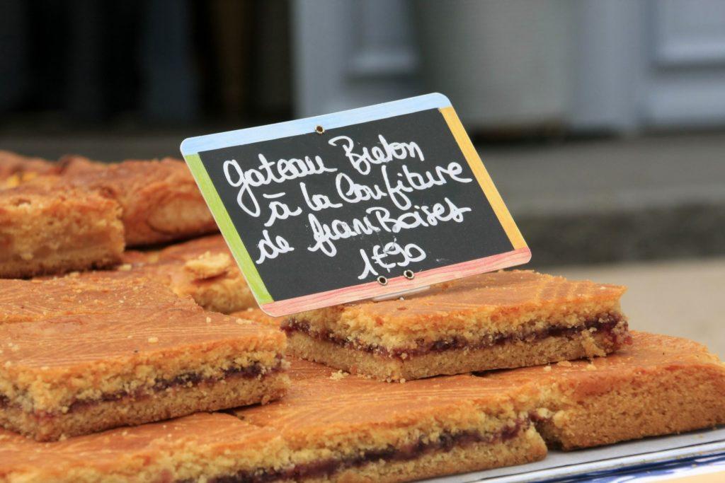 Gâteau Breton © L. Kersuzan