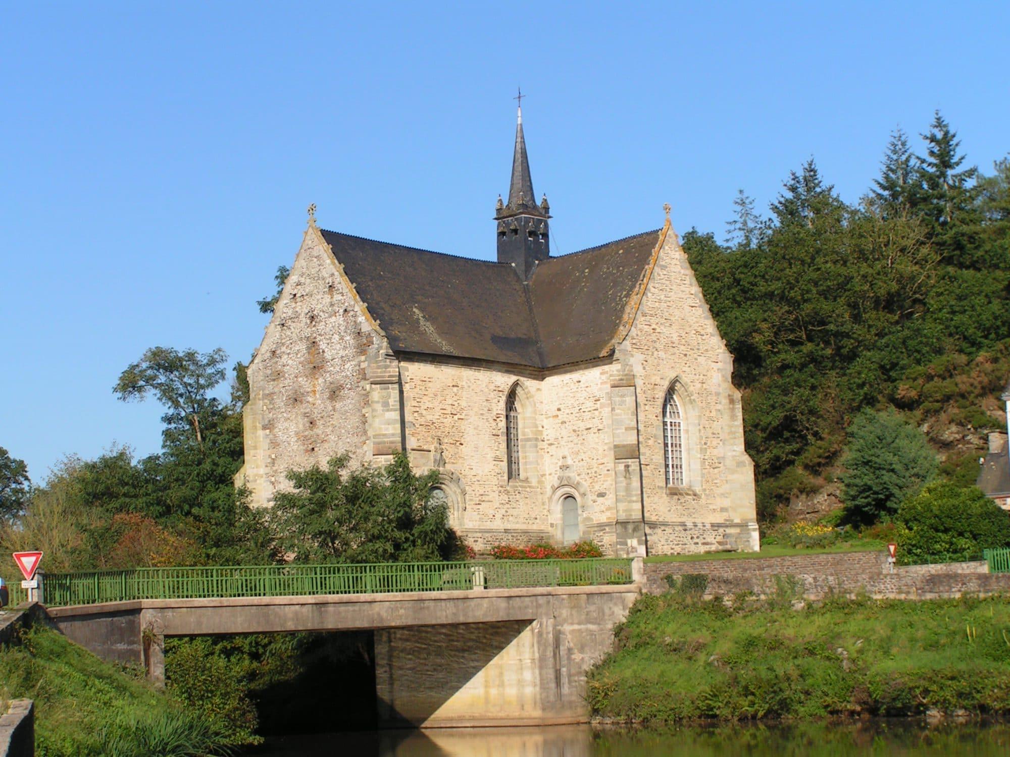 Chapelle Notre Dame de Bonne Encontre