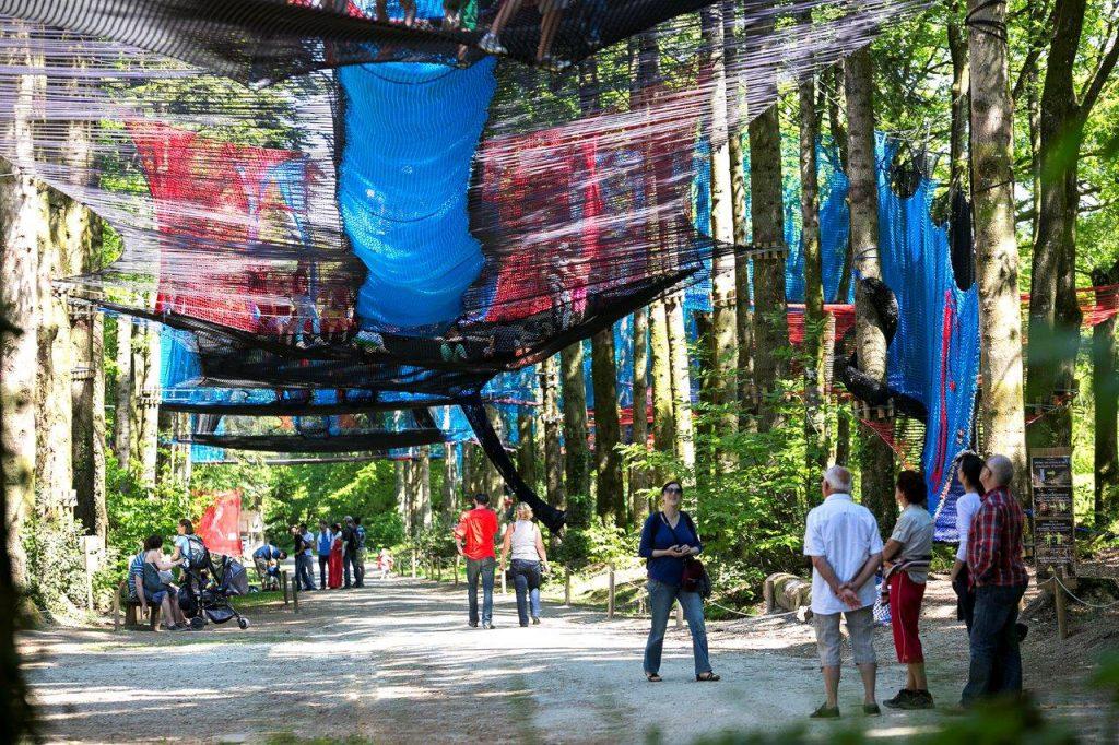 Parcabout, Parc de Branféré © M. Gross