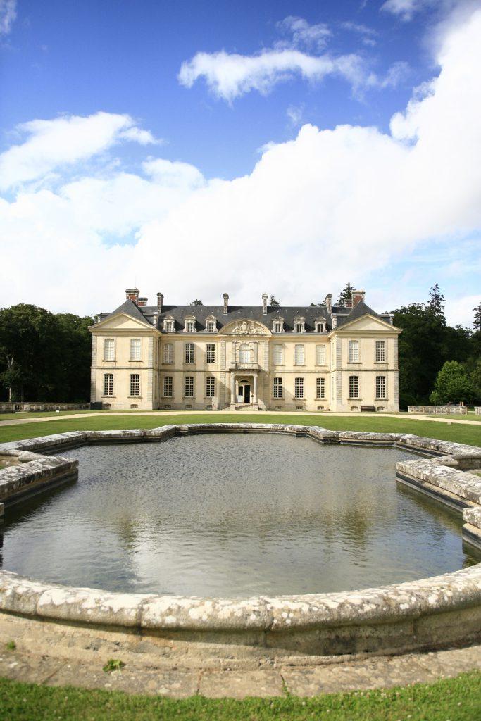 Château de Kerguéhennec à Bignan