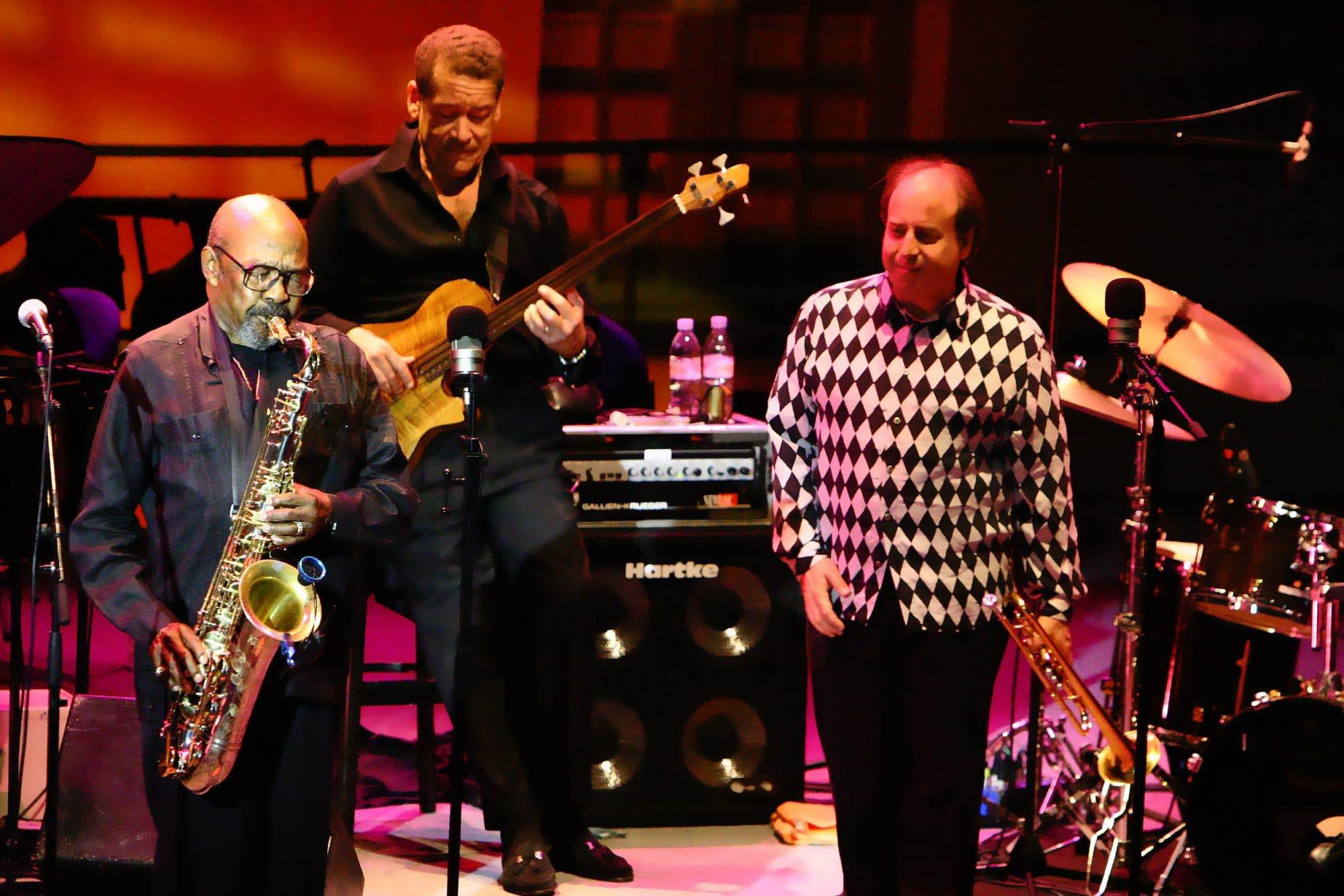 Concert de jazz en centre ville de Vannes, festival Jazz en ville