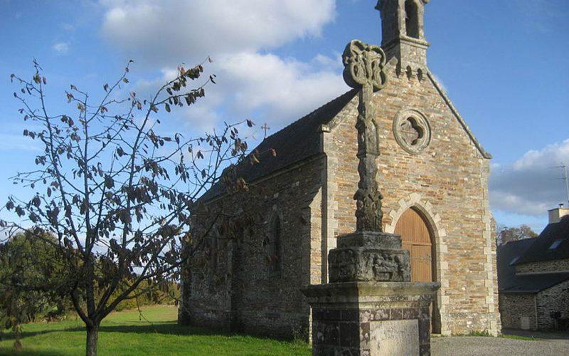 La chapelle Saint-Marc © Office de Tourisme Malestroit