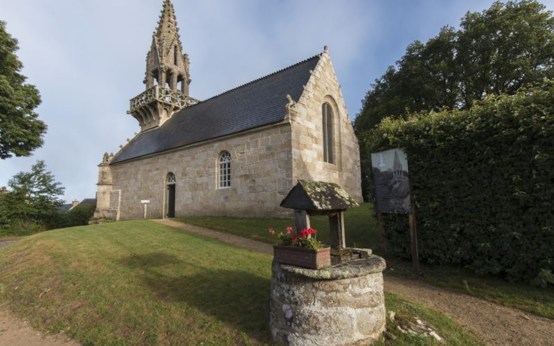 Chapelle St Yves à Lignol © Y. Hamonic
