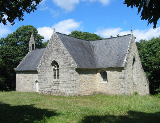 Chapelle St Patern © M. Langle - OT pontivy communauté