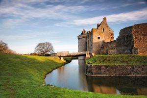 Château de Suscinio © A. Lamoureux