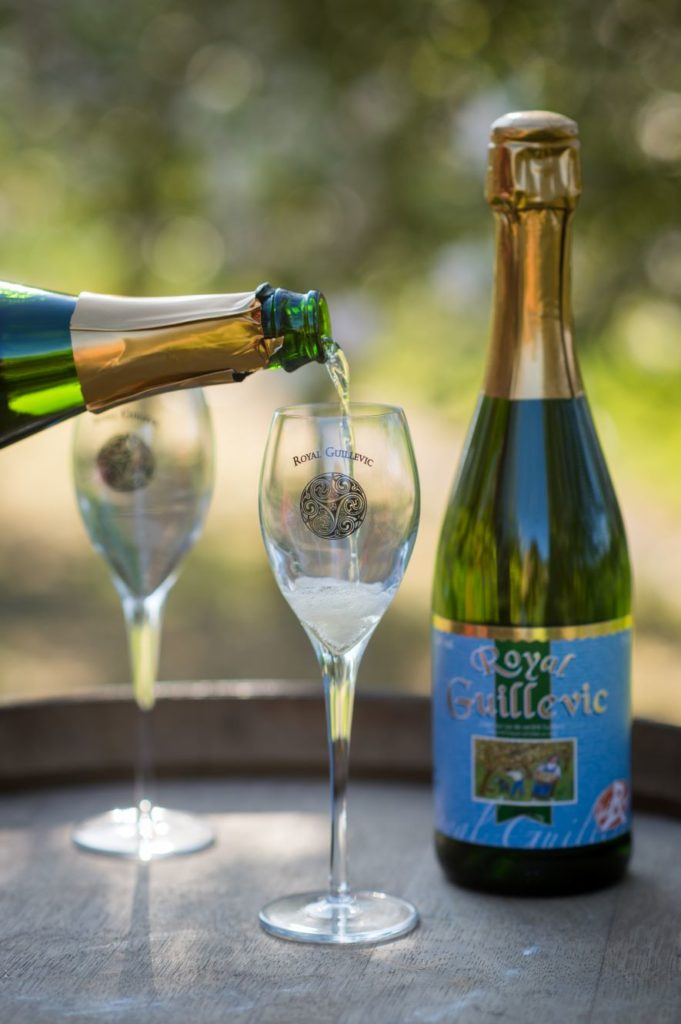 Cidre Nicol © E. Berthier
