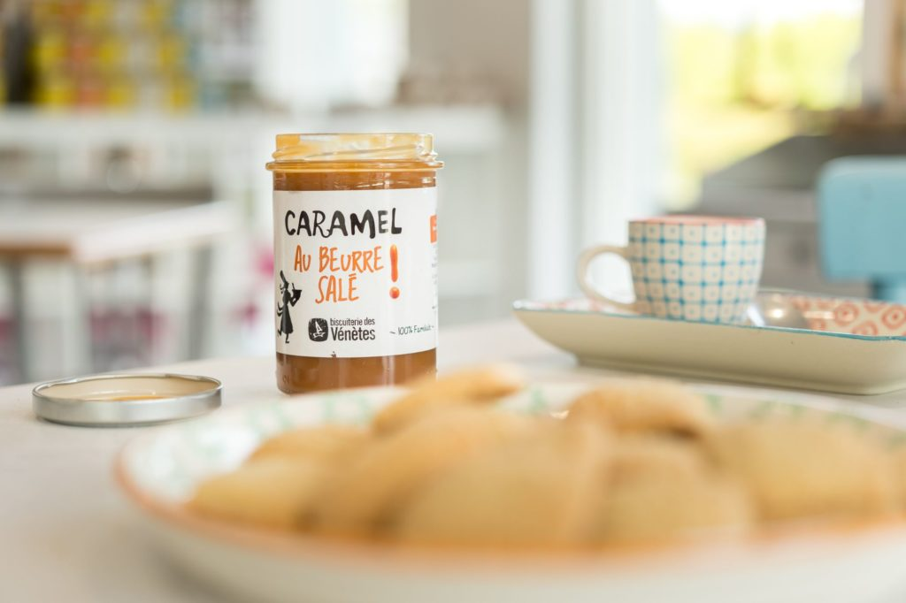 Caramel au beurre salé © E. Berthier