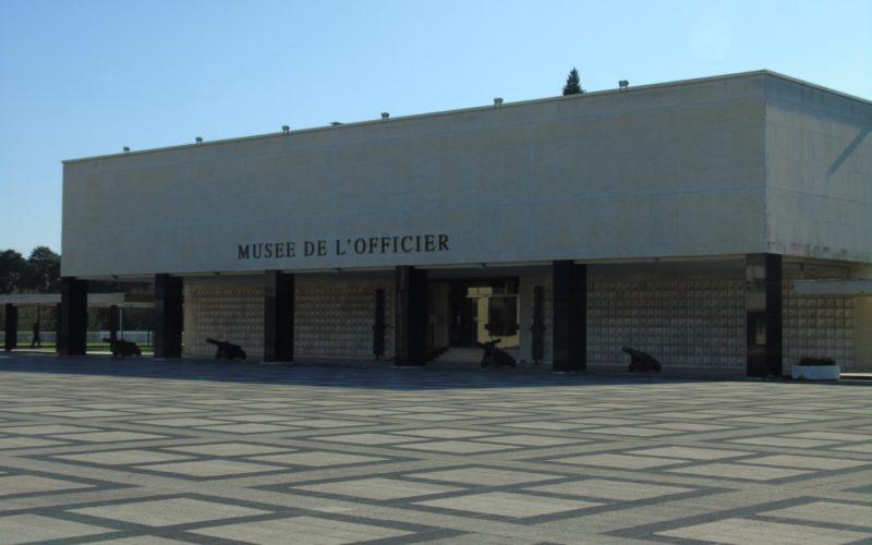 Exterieur du musée