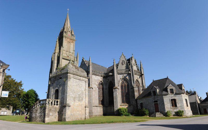 la chapelle de Quelven sur votre chemin ! © Michel LANGLE-OT Pontivy Communauté