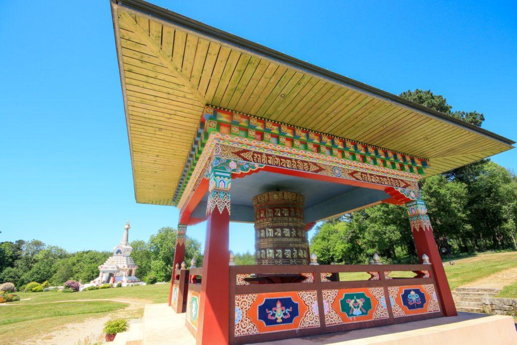 Centre Bouddhique © L. Kersuzan