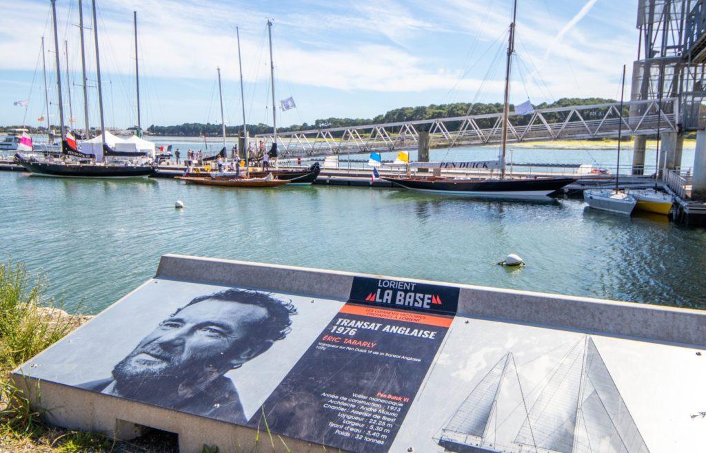 La Base - Lorient © L. Kersuzan - Morbihan Tourisme