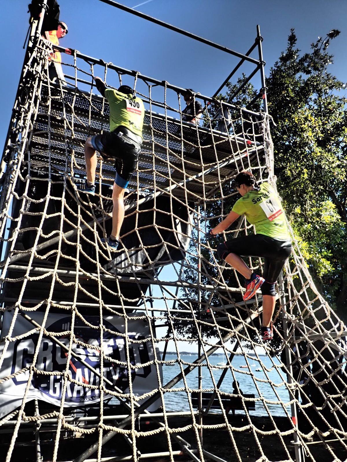 Course à obstacles Izenah Xtrem sur l'Ile aux Moines