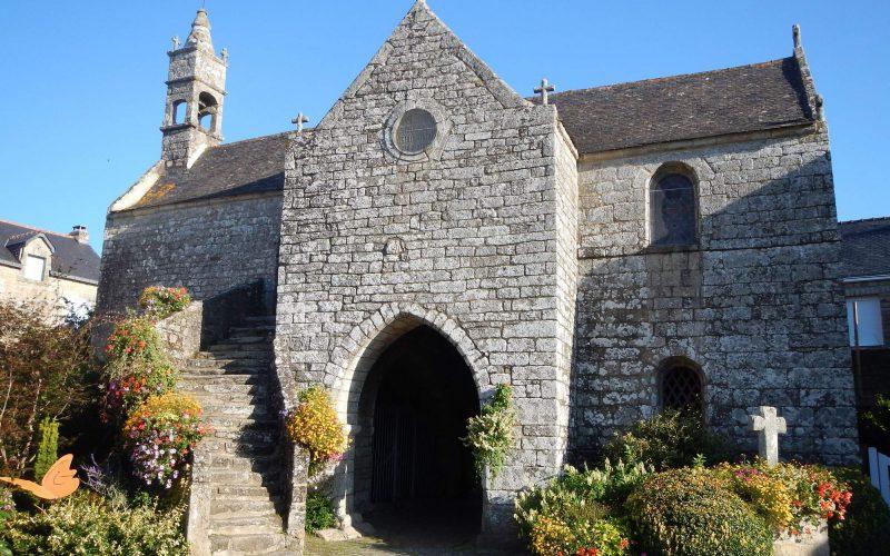 La Chapelle de la Vraie-Croix © Office de Rochefort