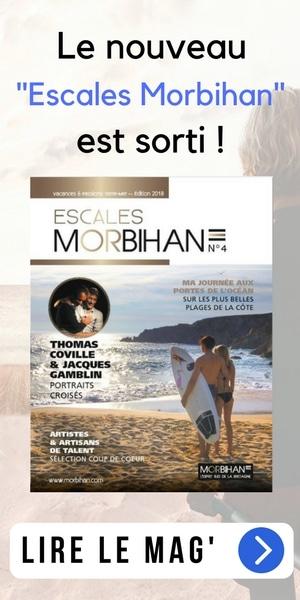 Lire le magazine Escales Morbihan en ligne
