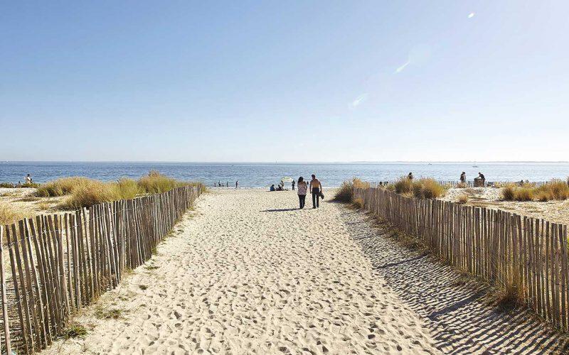 Grande plage Carnac-Morbihan