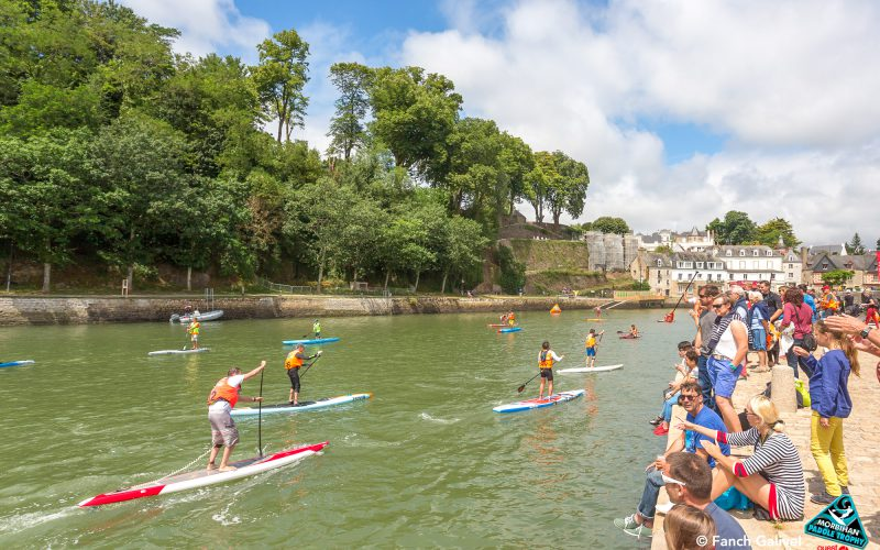 Morbihan paddle Trophy 2017-Stand up paddle dans le Morbihan