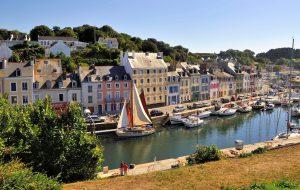 port de Belle-ile