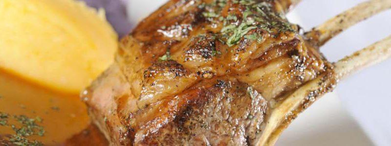 Recette bretonne-Agneau de deux façons, filet rôti et épaule d'agneau braisée
