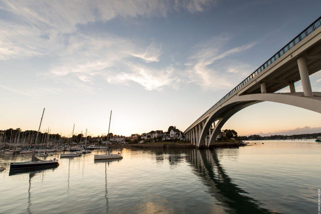 Pont de la Trinité sur Mer © S. Bourcier