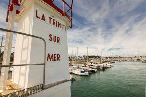 Port de la Trinité-Sur-Mer © S. Bourcier