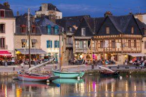Port de St Goustan, Auray © S. Bourcier