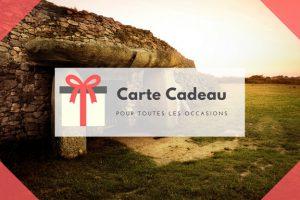 Carte cadeau du Cairn de Gavrinis et de petit mont