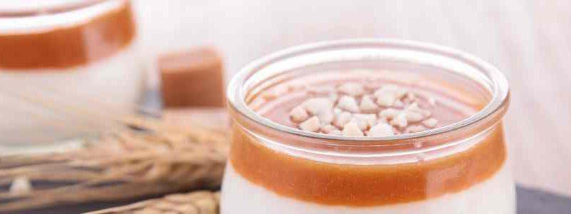 Recette bretonne-recette typique-caramel au beurre salé