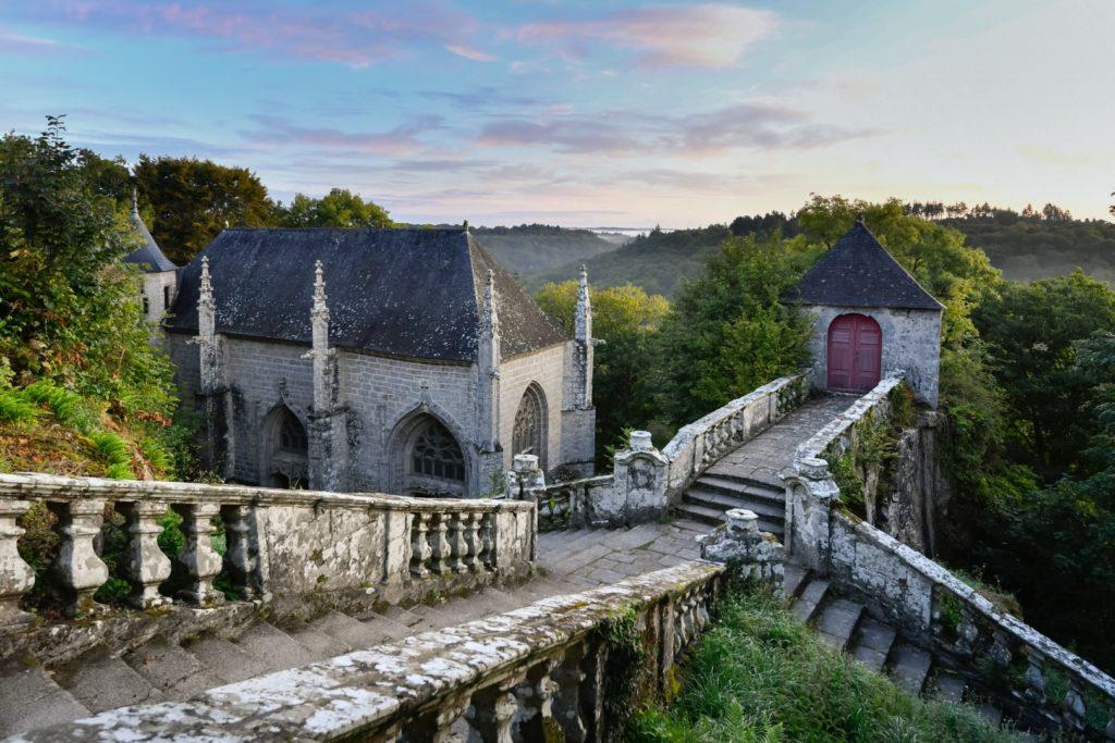 Chapelle ste Barbe, Le Faouët © E.Berthier
