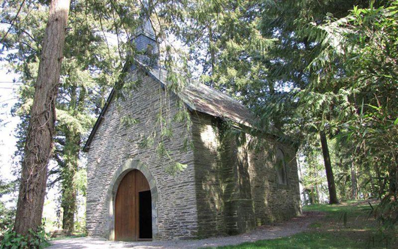Chapelle Saint-Jugnon à la Gacilly © OT La Gacilly