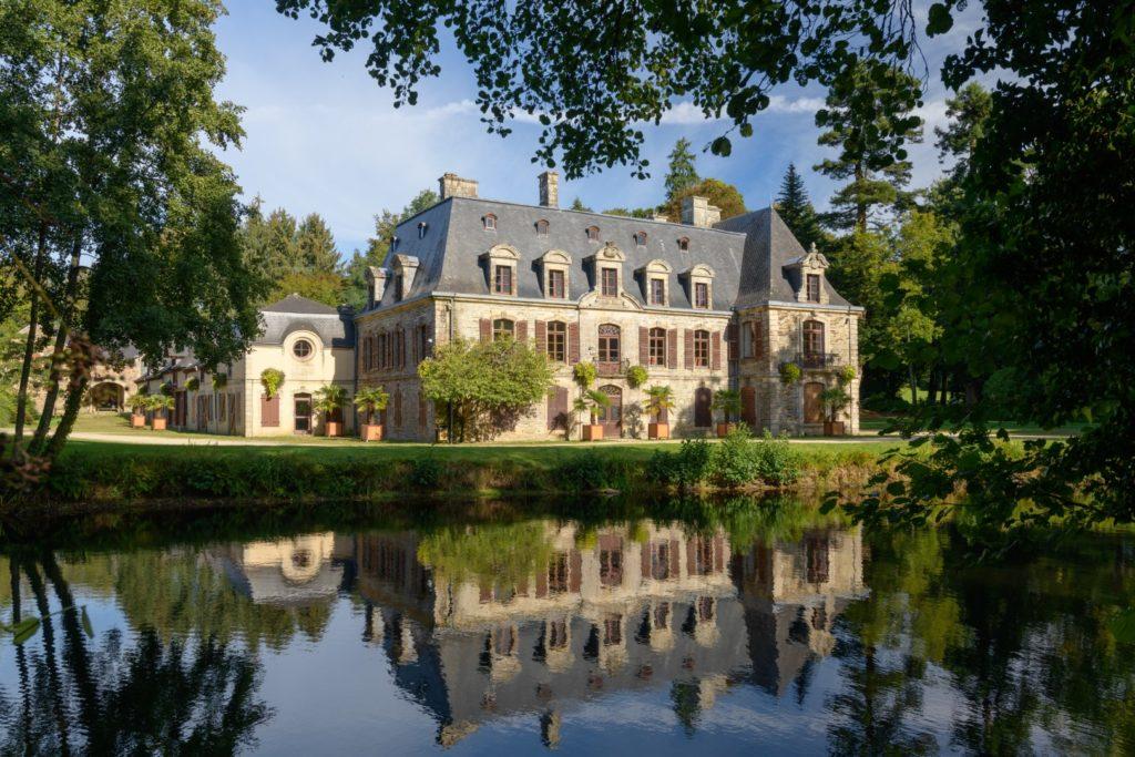 château Tronjoly - Gourin © E.Berthier
