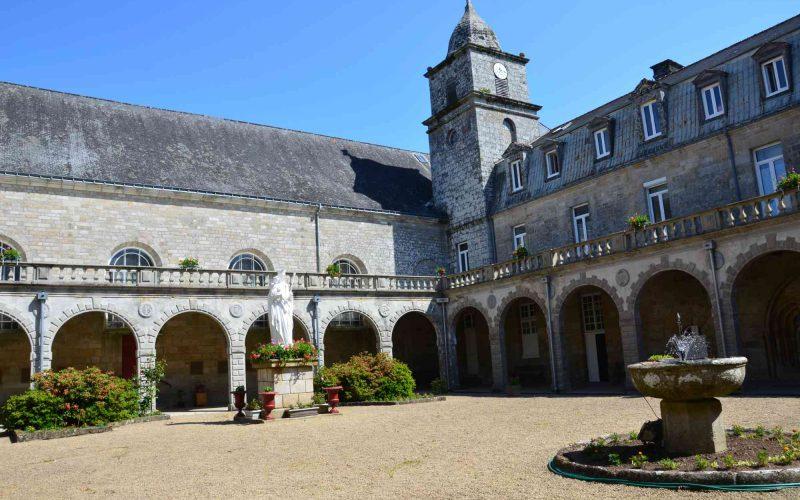 Abbaye ND de Langonnet