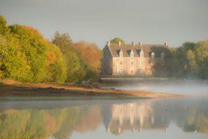 Chateau de Comper © E. Berthier