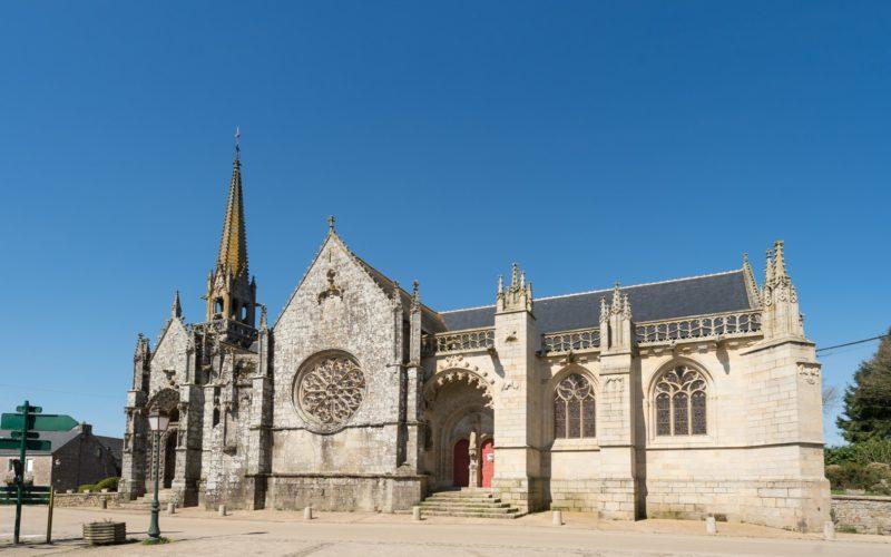 église Notre-Dame de Kernascléden © A. Le Moel