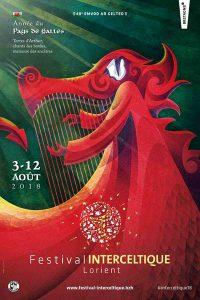 Affiche Festival Interceltique Lorient