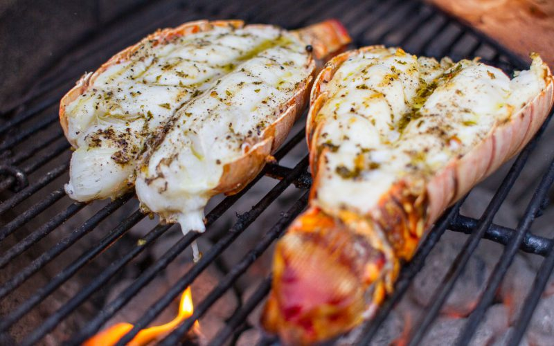 homard grillé au barbecue © M. Lang - flickr
