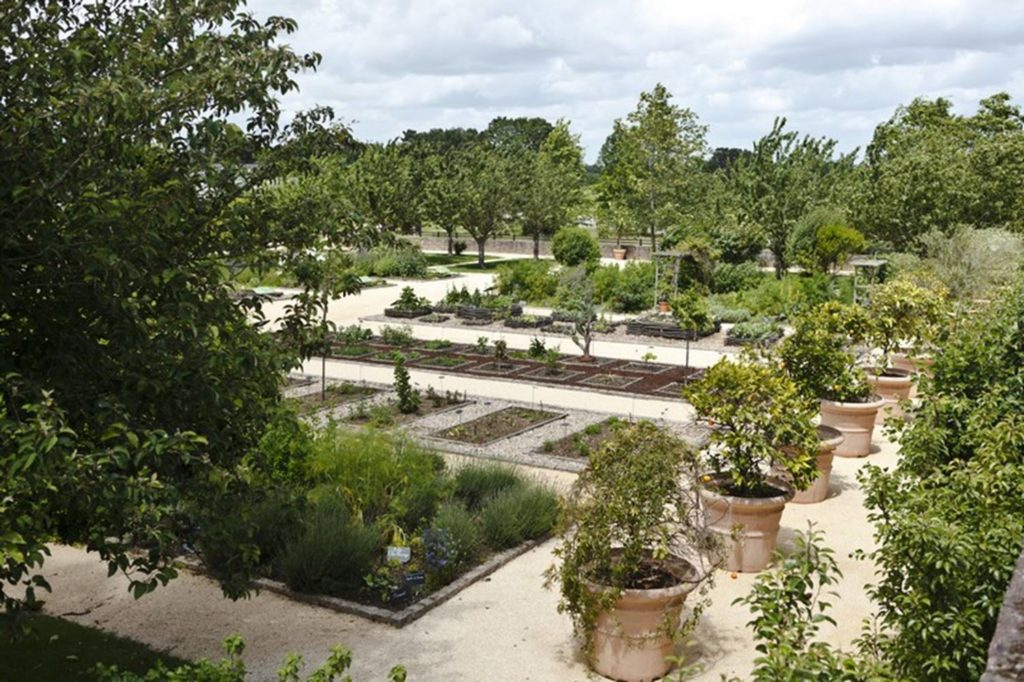 jardin botanique la gacilly