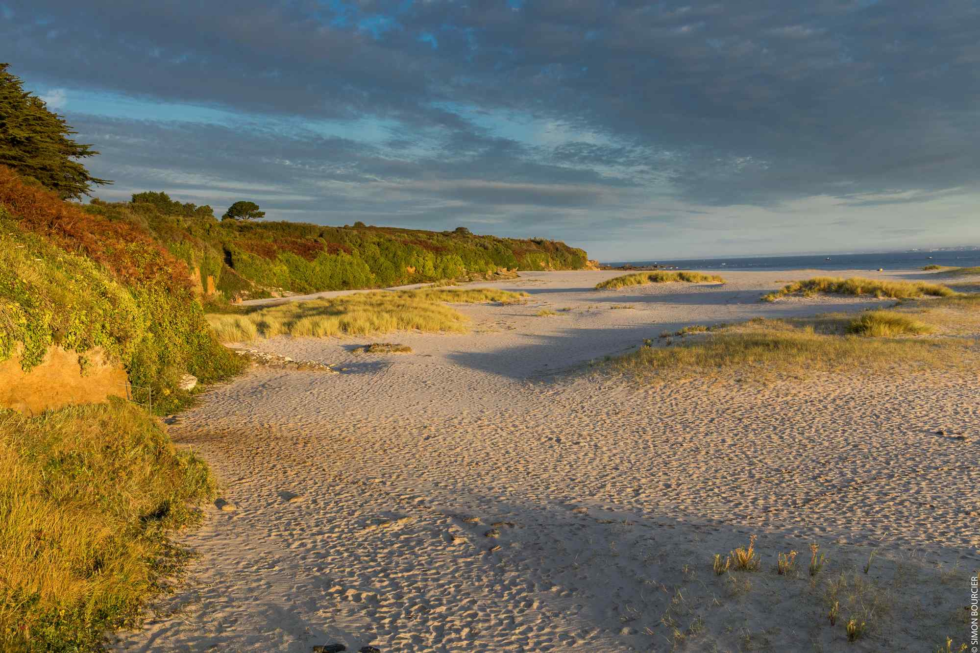 La ria d'Etel en automne - Morbihan Bretagne Sud