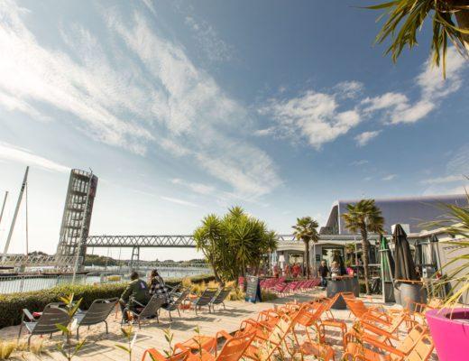 Lorient, la base © S. Bourcier