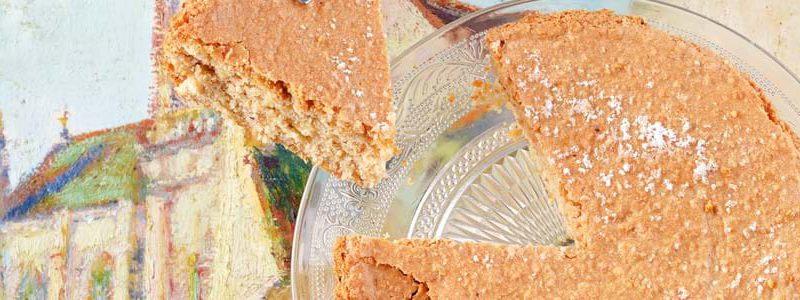 Recette bretonne-recette du gâteau de Plouhinec, gâteau à la noisette