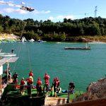West Wake Park, unique téléski nautique dans le Morbihan